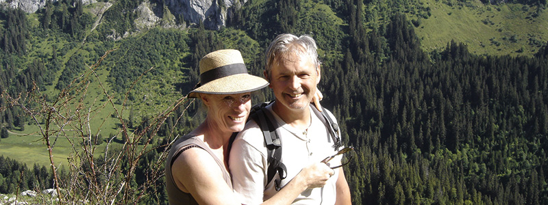 Edouard et Danielle de BUYER