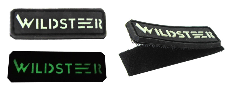Patch WILDSTEER PVC