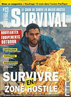 Wildsteer dans Survival magazine 2018