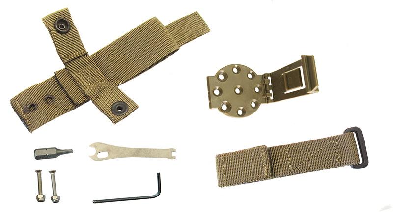 Sherkan Coyote kit