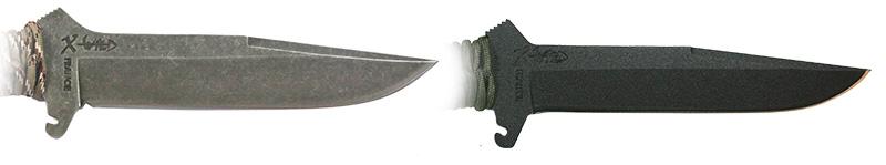 TX Wild blades