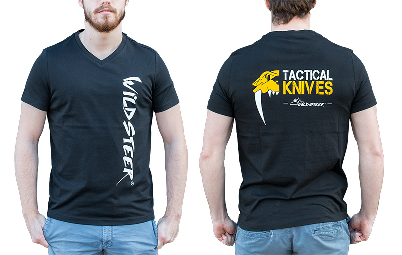 T-shirt Wildsteer Tactique V2