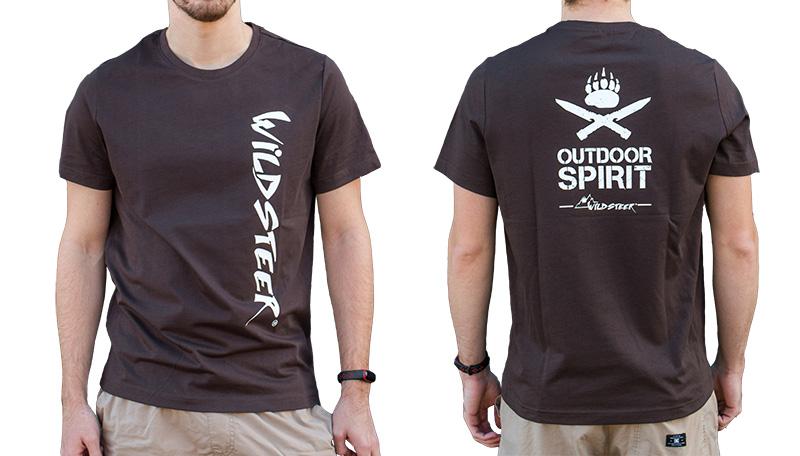 T-shirt Wildsteer Outdoor