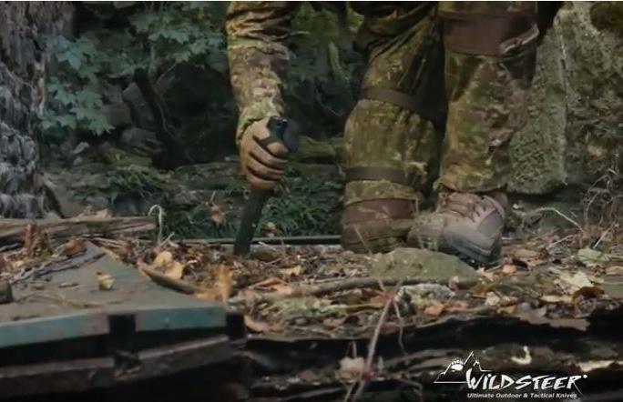 Bayonet WAIF of Wildsteer