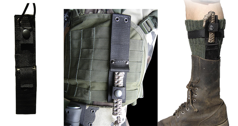 étui tech Neck MOLLE