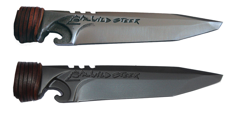 blade finish Wildsteer