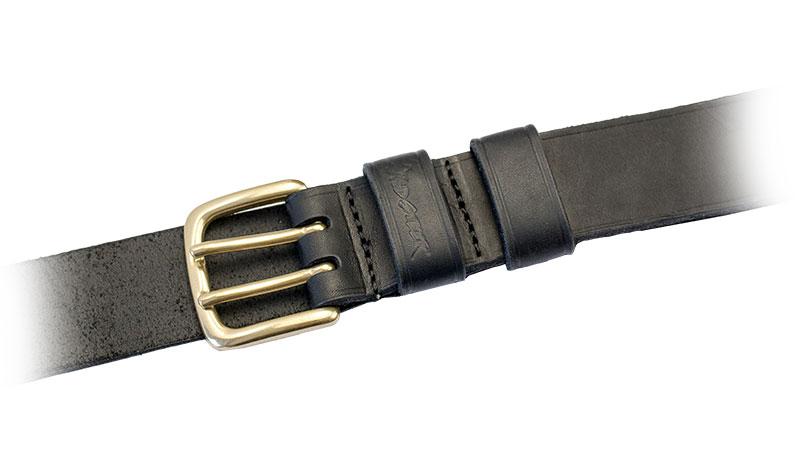 Wildsteer leather belt