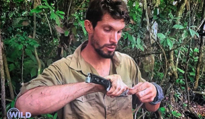 THE EXPERTS OF WILD, THE SURVIVAL RACE ON FRENCH TV CHANNEL M6, TESTIFY